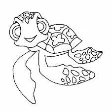Small Picture Turtle Coloring Pages Coloring Page