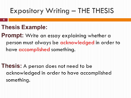 staar writing test the expository essay ppt video online 6 expository
