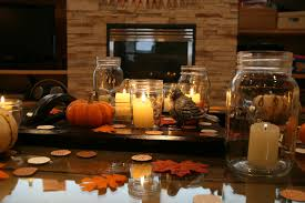 Coffee Decorations For Kitchen Fall Table Decorations Ideas Great Home Design References
