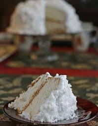 My Mammas Old Fashioned Southern Coconut Cake