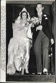 Miss Blanca Noel Weds Robert Taft, Son of Senator Taft Of N.Y. ...