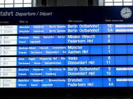Es entstand 1994 aus einem zusammenschluss der deutschen bundesbahn und der deutschen reichsbahn. Bahnstreik Notfahrplan Hamm