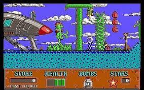 old dos jump n run 4123 gaming