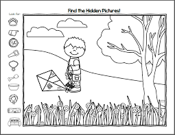 Solve complicated puzzles to travel in time together with alabama! Free Hidden Pictures Worksheets Activity Shelter