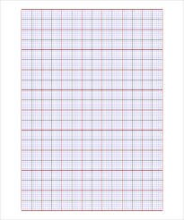 9 Graphing Paper Templates Free Sample Example Format