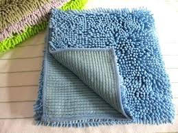 chenille rug micro fiber bath mat set gy rugs image vintage bathroom