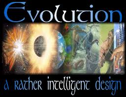 Intelligent Design Poster Evolution An Intelligent Design Celebrating Evolving Creation