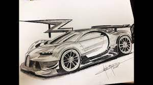 The cars were known for their design beauty and for their many race victories. Como Dibujar Un Bugatti Chiron Como Dibujar Un Auto Youtube