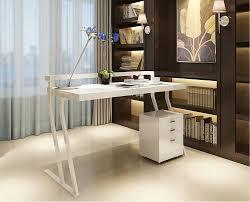 small modern office desk. Modern White Office Desk Design Small C