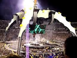 U2 Scott Stadium Charlottesville Va 10 01 09 Youtube