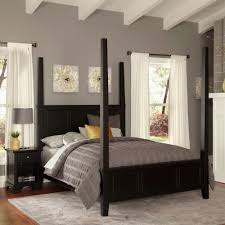 Bed Frame Styles styles bedford 4pc queen headboard footboard frame poster bed 8216 by xevi.us