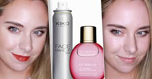 Спрей для фиксации <b>макияжа</b>: ожидания и реальность ...