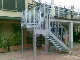Progettazione Scale Antincendio : Metalkel carpenteria metallica industriale e civile realizzazioni