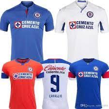 cruz azul new jersey 2019 cheap online