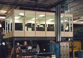 mezzanine office. Modular Mezzanine Office