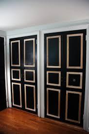 painted closet door ideas. 6 Panel Closet Doors DIY Update - Little Green Notebook Painted Door Ideas D