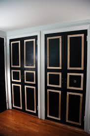 6 panel closet doors diy update little green notebook