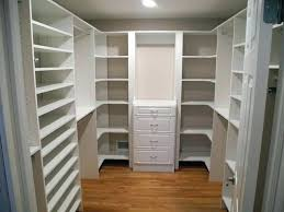 build walk in closet how