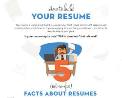 How To Build Your Resume Fascinating Untitled