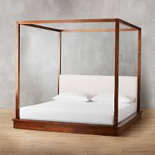 Modern Canopy Beds | CB2