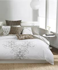 Macy Bedroom Furniture Closeout Closeout Bar Iii Vintage Scroll Bedding Collection Bedding
