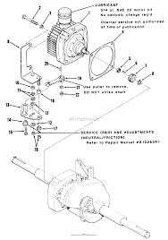 Automatic transmission diagram toro 12 11be01 b 115 automatic tractor 1983 parts diagram for