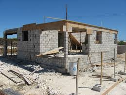 How to build a concrete house Shed Concrete Block Wall House Weighed In The Balance Wordpresscom Advice For Home Owners Weighed In The Balance