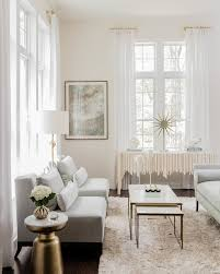 Transitional Living Room Design Impressive Transitionallivingroomneutral Gold And White Cream Color Palette