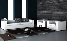 ... Black And White Homeecor Small Living Rooms With Modern Furniture Grass  Rug Ideas Throughout Timeless Combination ...