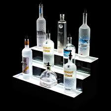 Bar Bottle Display Stand Liquor Bottle Shelves and Bar Speed Racks 52