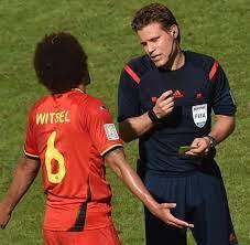 WM 2014: Felix Brych reist ab, deutscher Schiedsrichter-Chef kritisiert  Fifa - WELT