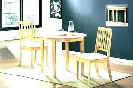 ikea round dining table set white kitchen sets room and chairs small tab
