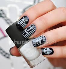 Born Pretty White Nail Art Stamping Polish Nail Stamp Printing ...