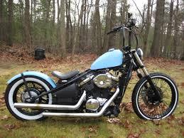 kawasaki vulcan 800 bobber motorcycle bad azz motorbikes