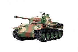 <b>Радиоуправляемый танк Heng</b> Long Panther 3879-1 | Купить в ...