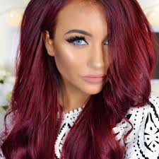 Vibrant Red Hair Color See This Instagram Photo By Flukeofmakeup