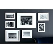 picture wall gallery frame set inspirational white frames medium image for photo uk inspirati picture frame gallery set