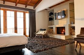 nice and cool bedroom ideas men design creation amazing modern brown rug fireplace cool bedroom