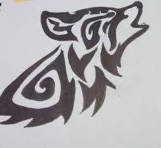 tribal wolf drawings in pencil. Exellent Tribal Image Result For Wolf Drawings Throughout Tribal Wolf Drawings In Pencil R