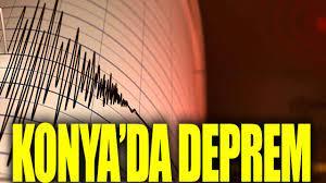 Son Dakika Konya'da deprem! 9 Haziran 2021 Son Depremler nerede oldu?