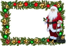 christmas santa borders and frames. Fine Christmas Frame Border Christmas Santa To Christmas Santa Borders And Frames F