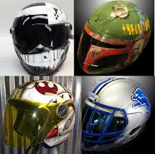 custom motorcycle helmet upscout gifts and gear for men