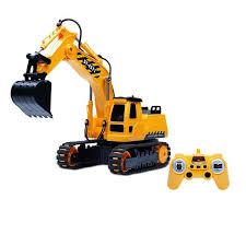 ≡ <b>Машинка на р/у</b> 3 в 1 Same Toy Инженерный экскаватор (E571 ...
