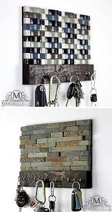 mirror key holder for wall. key racks mirror holder for wall