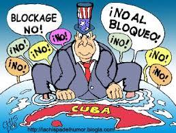 Resultado de imagen para bloqueo a cuba