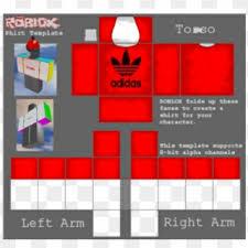 Roblox Transparent Template Roblox Shirt Template Png Images Free Transparent Image
