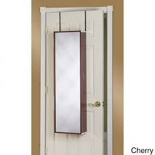 lummy large of catchy mirror jewelry armoire ikea ed wood over door framed
