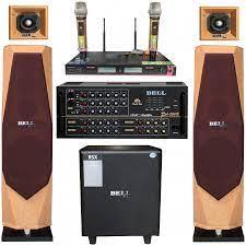 Bộ dàn karaoke và nghe nhạc RXS - 5600 (VIP) - Hàng Chính Hãng - Dàn âm  thanh Thương hiệu Bell