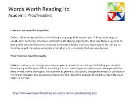 proofreading essays written in a foreign language 3