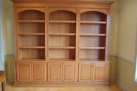bc164 custom built bookcases